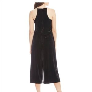 1. State Other - 1 State Velvet Jumpsuit